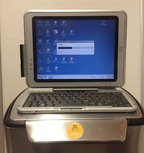 Compaq Tablet PC TC1100