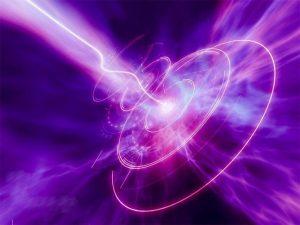 Purple in spirituality