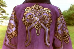 Tyrion Purple clothing worn in Roman times